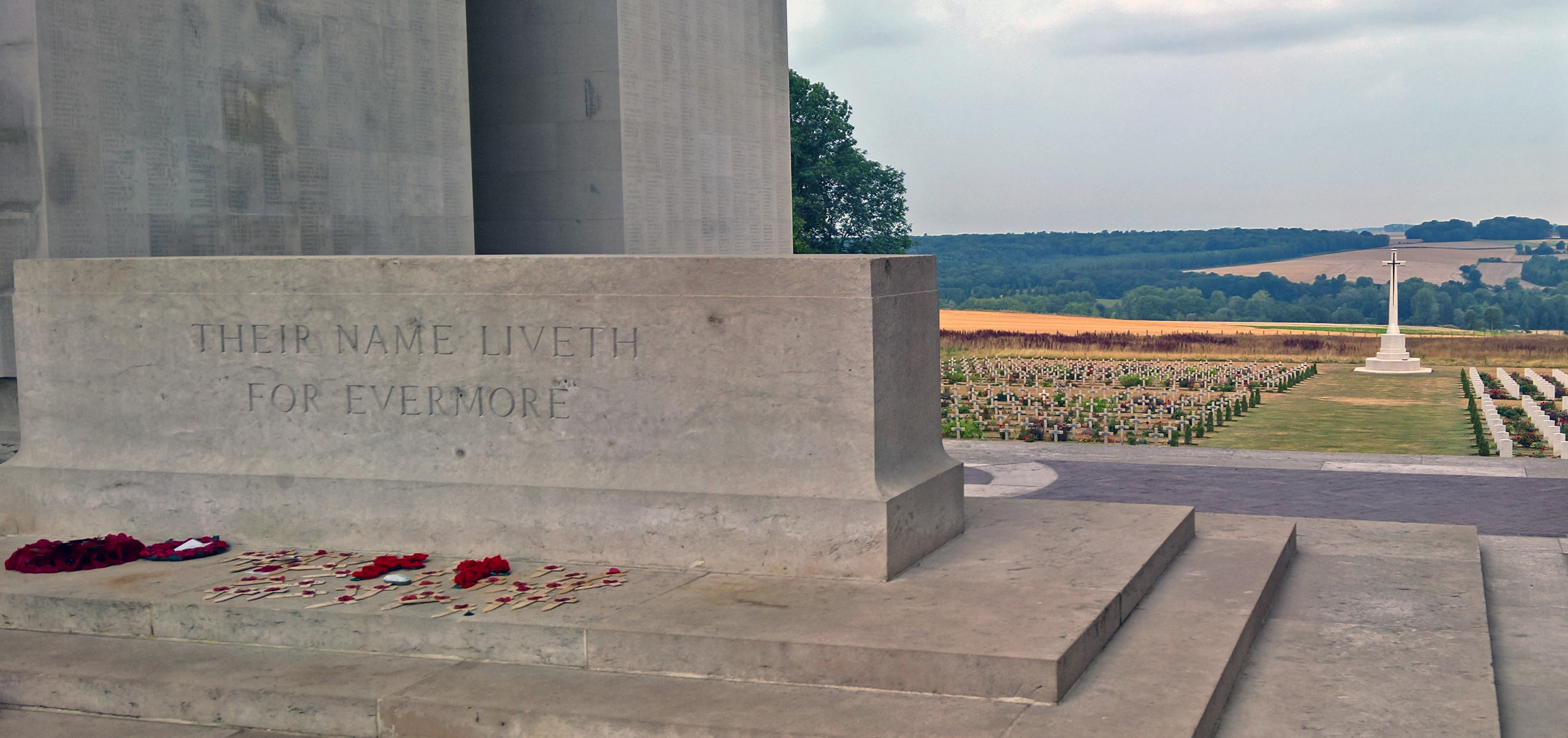 Thiepval - Their Name Liveth for Evermore